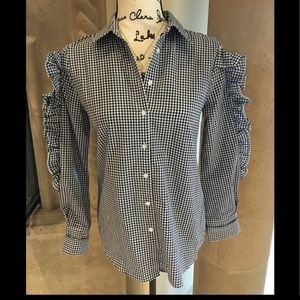 NEW ROMEO and JULIET blouse size S